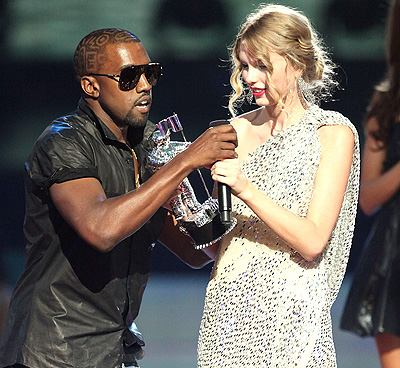 Taylor Swift  2010 on Kanye West Vma Taylor Swift